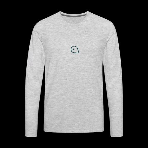 ghost - Men's Premium Long Sleeve T-Shirt