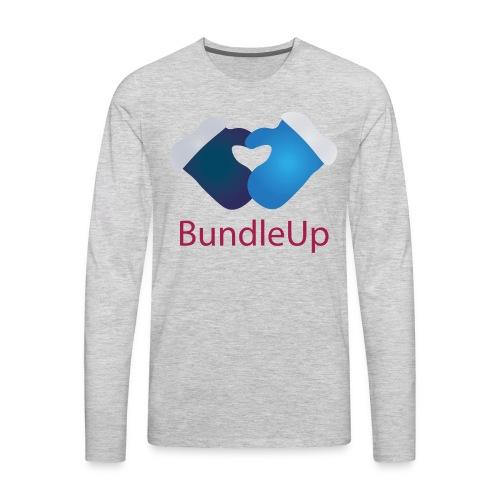 BundleUp - Men's Premium Long Sleeve T-Shirt