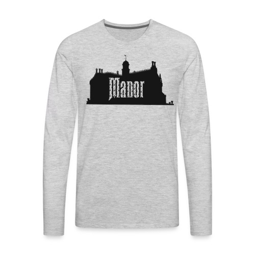 Manor - Men's Premium Long Sleeve T-Shirt
