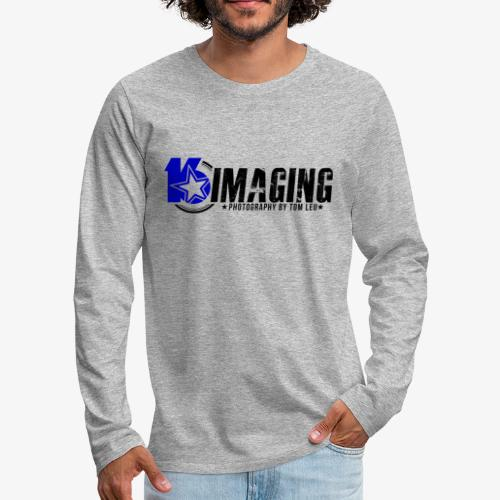 16IMAGING Horizontal Color - Men's Premium Long Sleeve T-Shirt