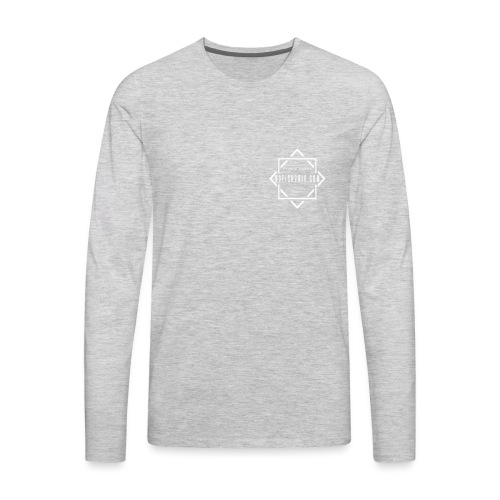 Nofish2big.com - Men's Premium Long Sleeve T-Shirt