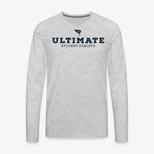Student Athlete - Men's Premium Long Sleeve T-Shirt