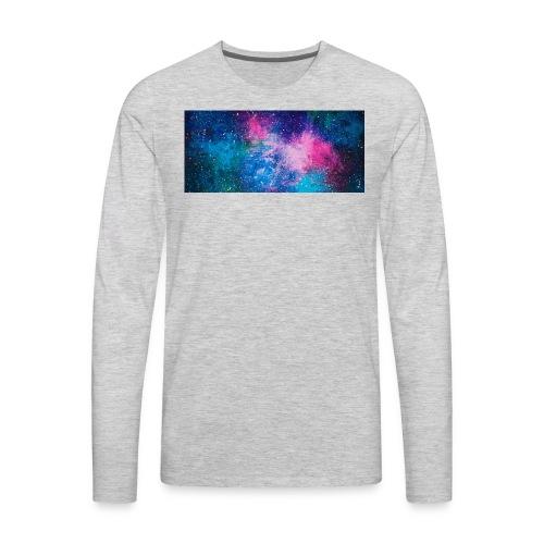 Galaxy - Men's Premium Long Sleeve T-Shirt