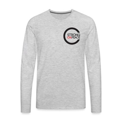 In The World - Men's Premium Long Sleeve T-Shirt