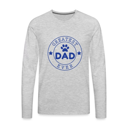 Dogdad - Men's Premium Long Sleeve T-Shirt