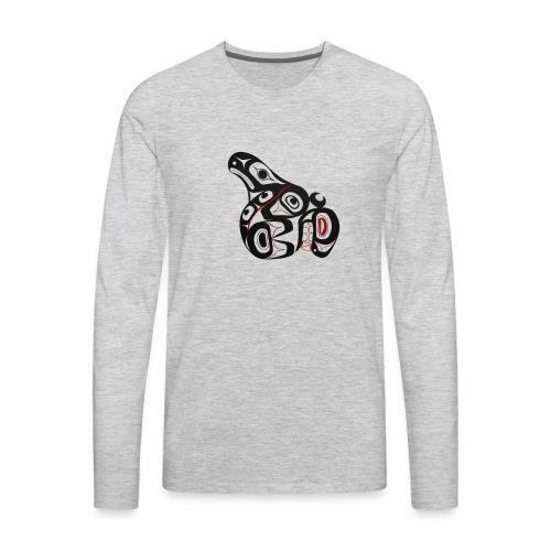 Killer Whale - Men's Premium Long Sleeve T-Shirt