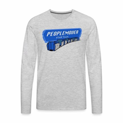 Peoplemover TMR - Men's Premium Long Sleeve T-Shirt