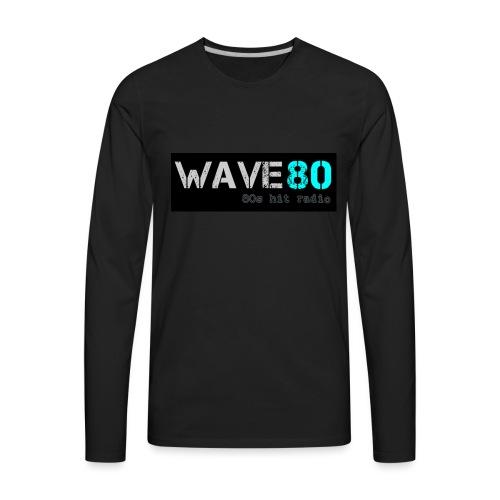 Main Logo - Men's Premium Long Sleeve T-Shirt