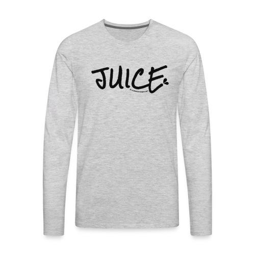 Black Juice - Men's Premium Long Sleeve T-Shirt