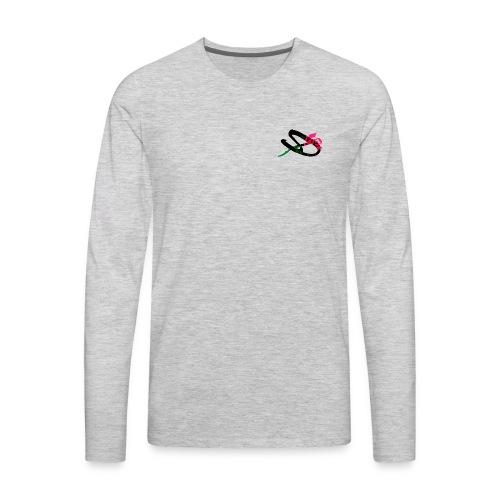 Rose Thread - Men's Premium Long Sleeve T-Shirt
