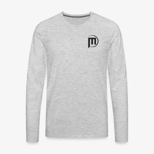 Mini Battlfield Games - Simple M - Men's Premium Long Sleeve T-Shirt