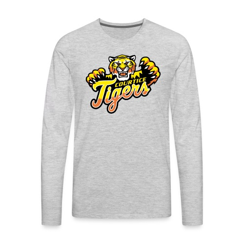Courtice FINAL - Men's Premium Long Sleeve T-Shirt