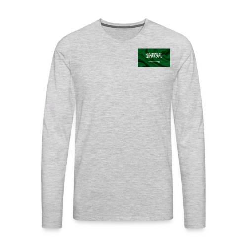 Saudi Aarabi - Men's Premium Long Sleeve T-Shirt