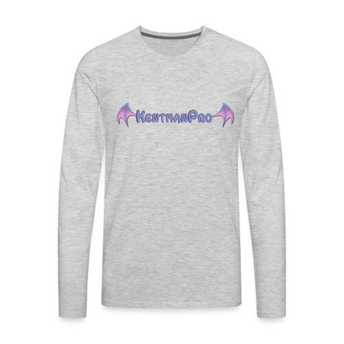 KentmanPro Merch - Men's Premium Long Sleeve T-Shirt