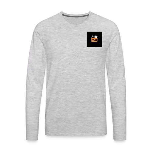 RideHUB - Men's Premium Long Sleeve T-Shirt