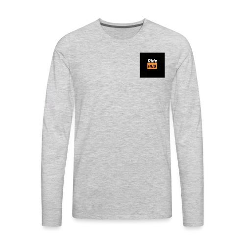RideHUB - Men's Premium Long Sleeve T-Shirt