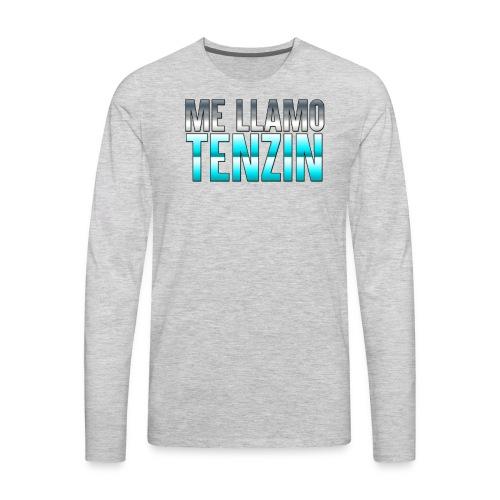 ITZTENZ'S MERCH - Men's Premium Long Sleeve T-Shirt