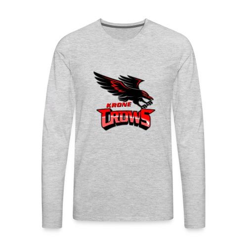 Krone FINAL - Men's Premium Long Sleeve T-Shirt