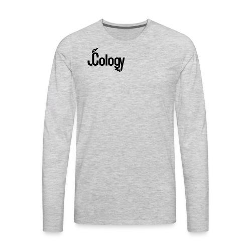 JCology Brand - Men's Premium Long Sleeve T-Shirt