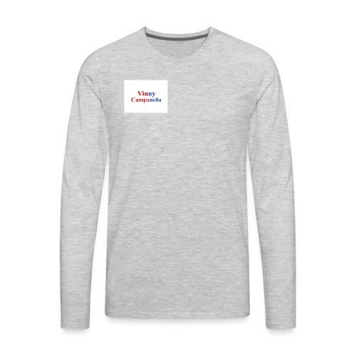 Logo For My Youtube - Men's Premium Long Sleeve T-Shirt