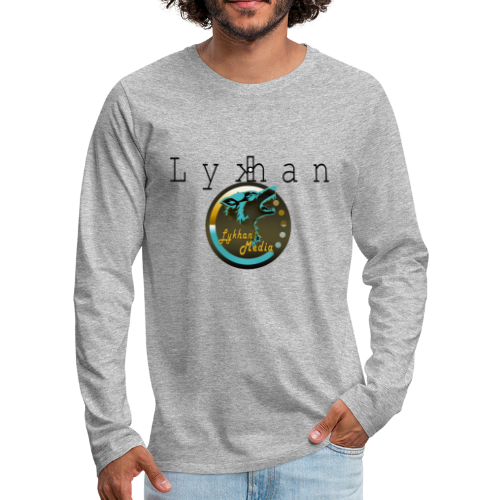 LykhanMedia - Men's Premium Long Sleeve T-Shirt