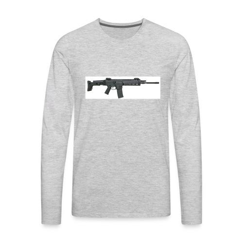 274DCA6D F340 4D0F 85CA FAC6F71A3998 - Men's Premium Long Sleeve T-Shirt