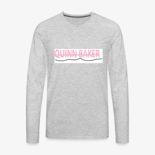 Breast Cancer Awareness - Men's Premium Long Sleeve T-Shirt