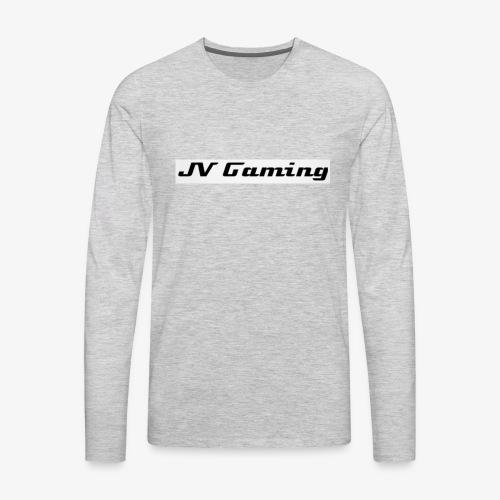 JV Gaming - Men's Premium Long Sleeve T-Shirt