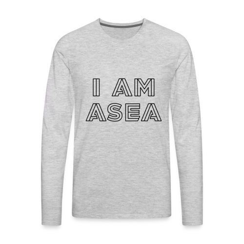 I Am ASEA Sweatshirt - Men's Premium Long Sleeve T-Shirt