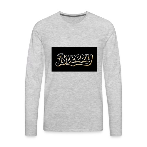 Mo Mo merch - Men's Premium Long Sleeve T-Shirt