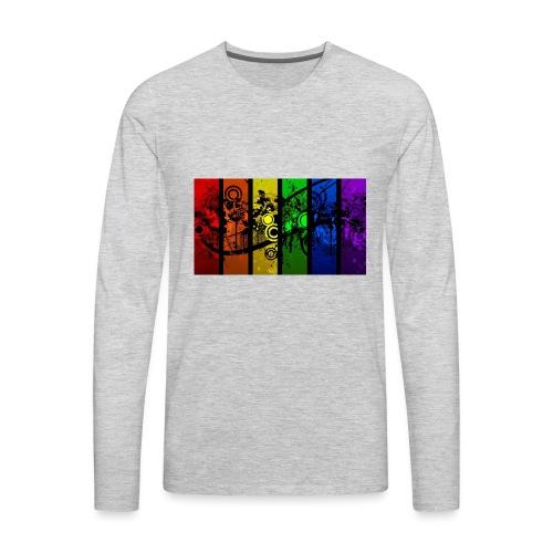 HYPE - Men's Premium Long Sleeve T-Shirt