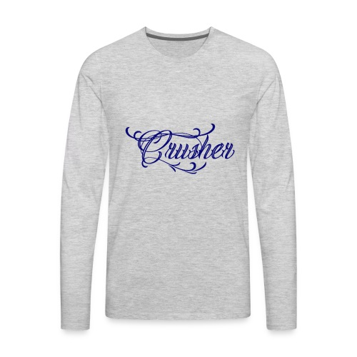 Crusher - Men's Premium Long Sleeve T-Shirt