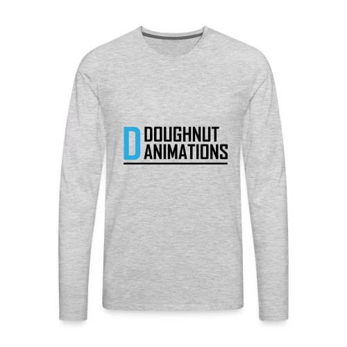 new merch - Men's Premium Long Sleeve T-Shirt