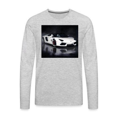 wallpaper14527313357b7ff1 - Men's Premium Long Sleeve T-Shirt