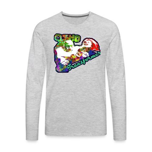osho transformer - Men's Premium Long Sleeve T-Shirt