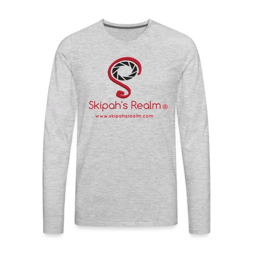 Skipah's Realm - Men's Premium Long Sleeve T-Shirt