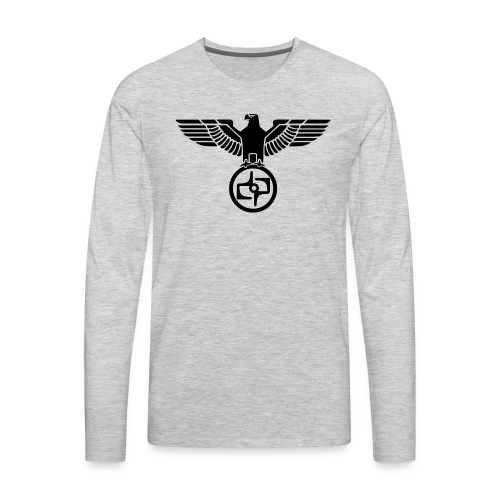 Legionnaire eagle - Men's Premium Long Sleeve T-Shirt