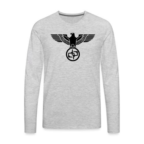 Legionnaire eagle - Men's Premium Long Sleeve T-Shirt