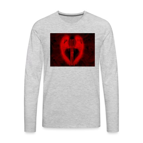 Angel Of Death - Men's Premium Long Sleeve T-Shirt