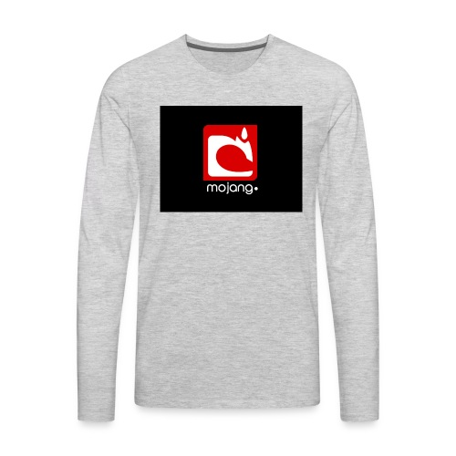 mojan. - Men's Premium Long Sleeve T-Shirt