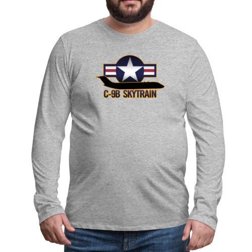 C-9B Skytrain - Men's Premium Long Sleeve T-Shirt