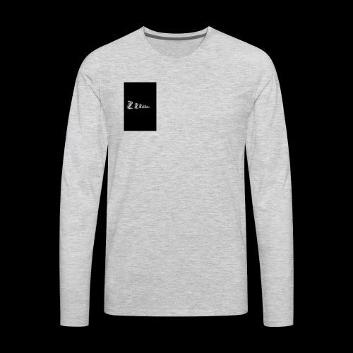 zzzz - Men's Premium Long Sleeve T-Shirt