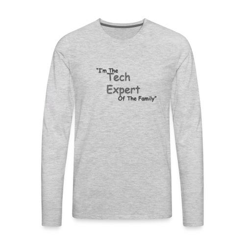 Tech Expert - Men's Premium Long Sleeve T-Shirt