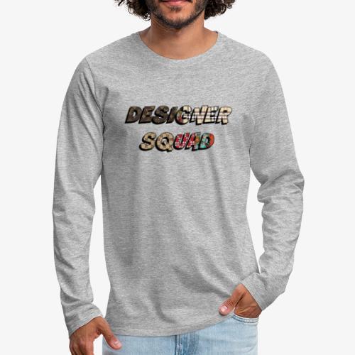 dk squad - Men's Premium Long Sleeve T-Shirt