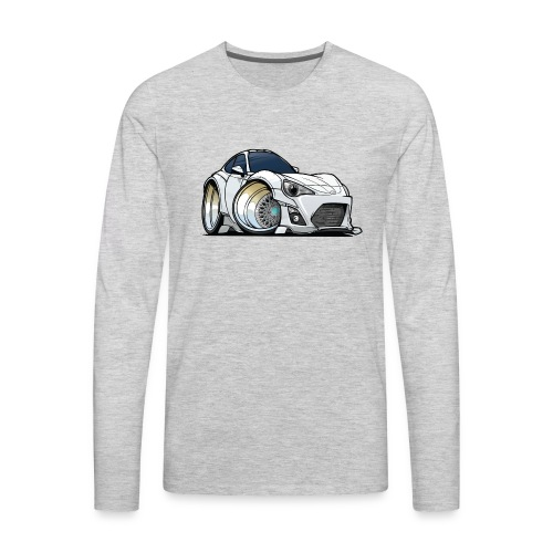 Toyota 86 - Men's Premium Long Sleeve T-Shirt