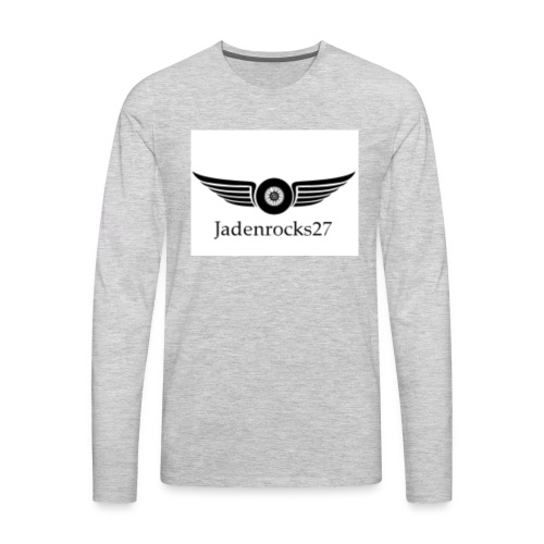 Jadenrocks27 - Men's Premium Long Sleeve T-Shirt