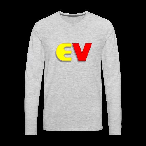 Entoro Vace Logo - Men's Premium Long Sleeve T-Shirt