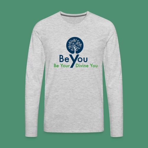 Be Your Divine You - Men's Premium Long Sleeve T-Shirt