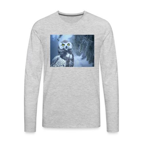 The Owl 2018 - Men's Premium Long Sleeve T-Shirt