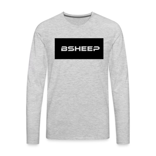 BSheep - Men's Premium Long Sleeve T-Shirt